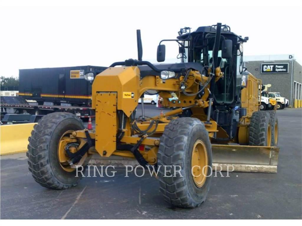 Caterpillar 140M3AWD, niveleuses pour mines, Équipement De Construction