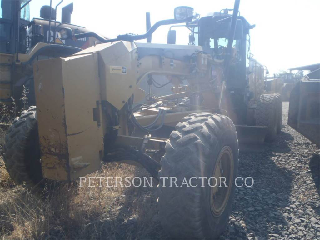 Caterpillar 140M3AWD, motorgrader da miniera, Attrezzature Da Costruzione
