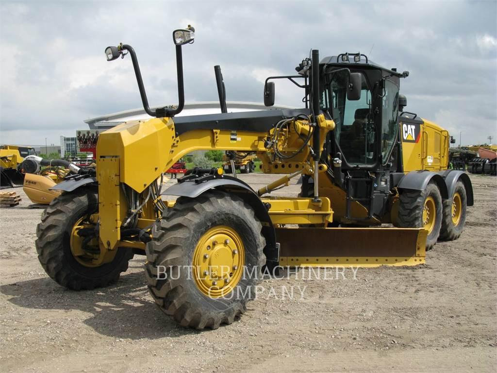 Caterpillar 140M3AWD、平地机/推土机、建筑设备