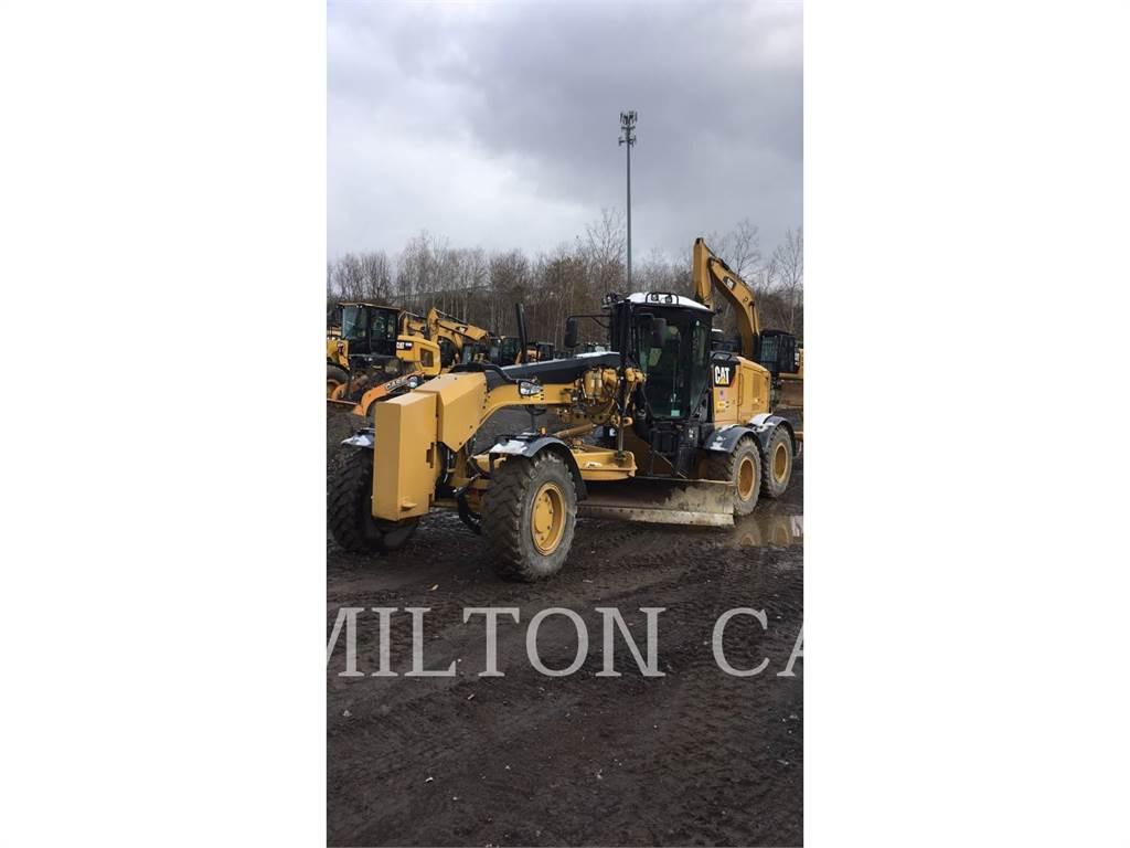 Caterpillar 140M3AWD, motoniveladora de mineração, Equipamentos Construção
