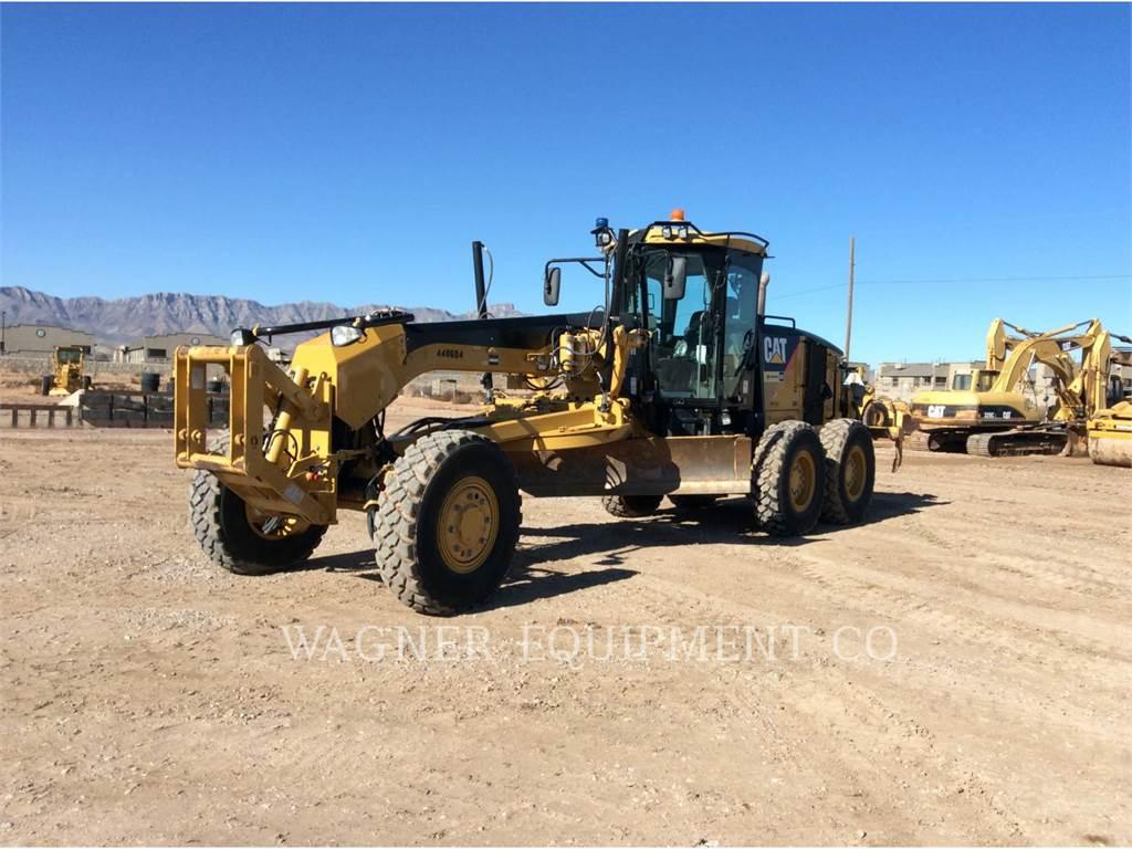 Caterpillar 140MAWD, motoniveladora de mineração, Equipamentos Construção