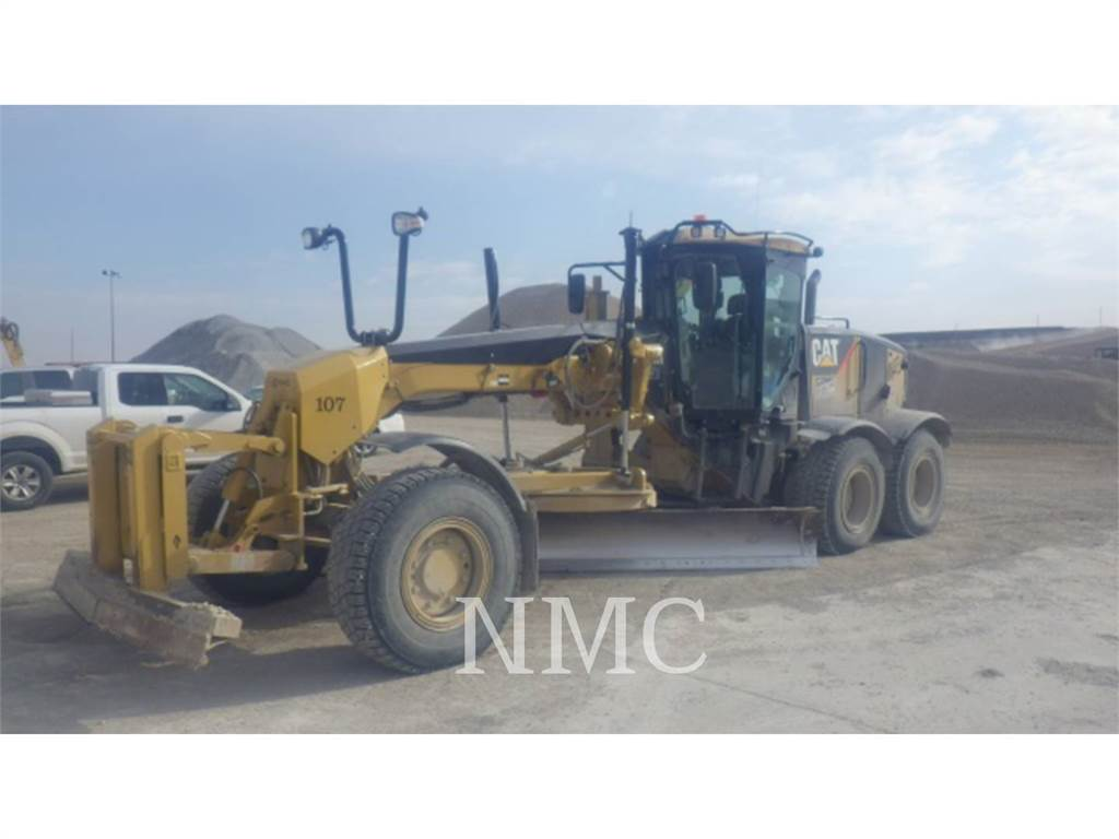 Caterpillar 140MAWD, motor graders, Construction