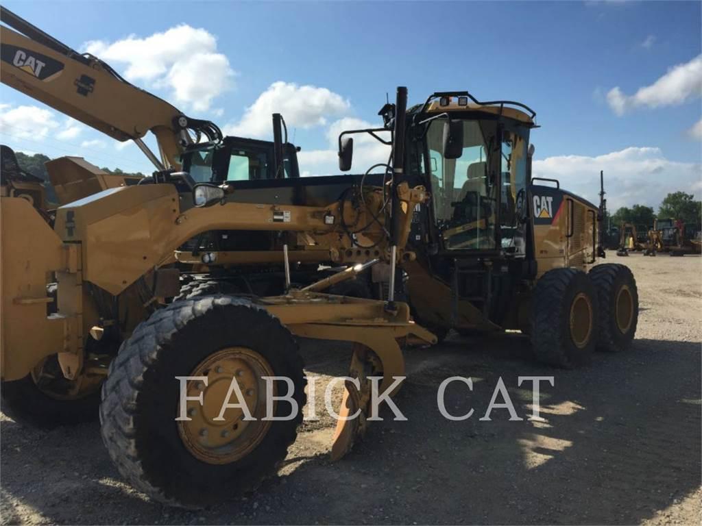 Caterpillar 140MAWD, motor graders, Construction