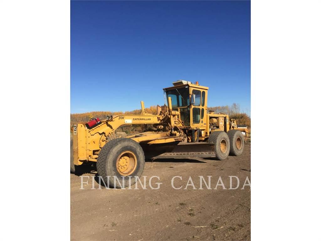 Caterpillar 14G, motoniveladoras para minería, Construcción