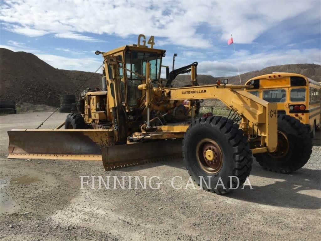 Caterpillar 14G, bergbau-motorgrader, Bau-Und Bergbauausrüstung