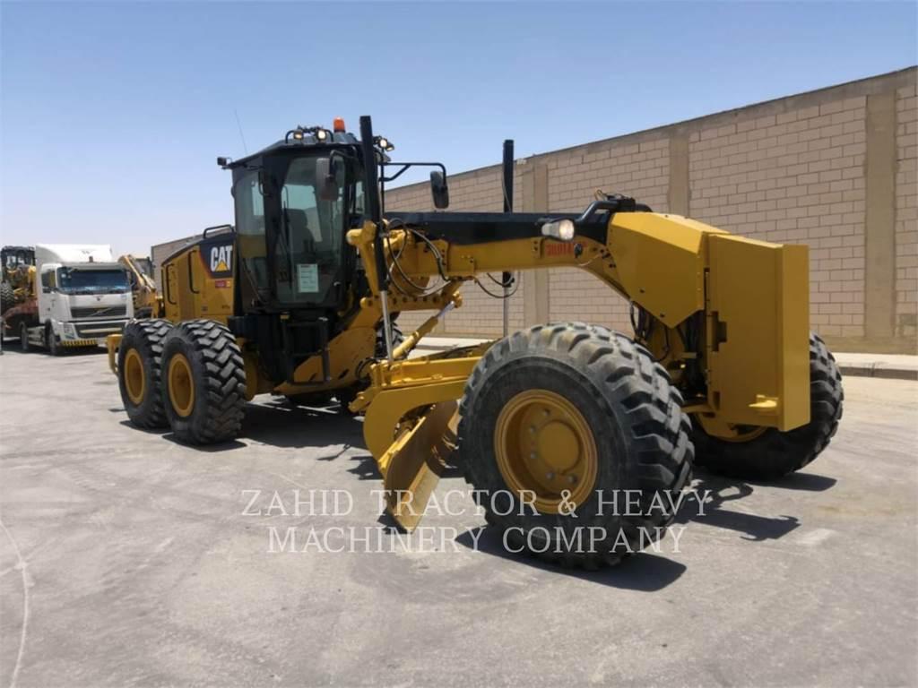 Caterpillar 14LAWD, bergbau-motorgrader, Bau-Und Bergbauausrüstung