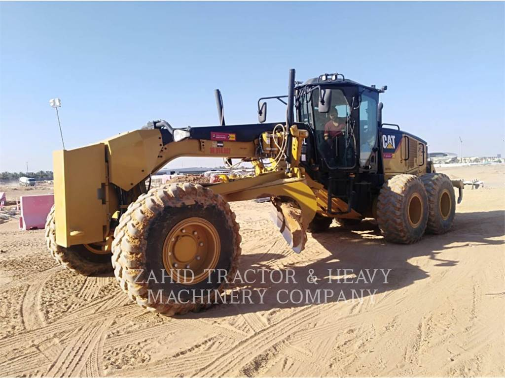 Caterpillar 14LAWD, motor graders, Construction