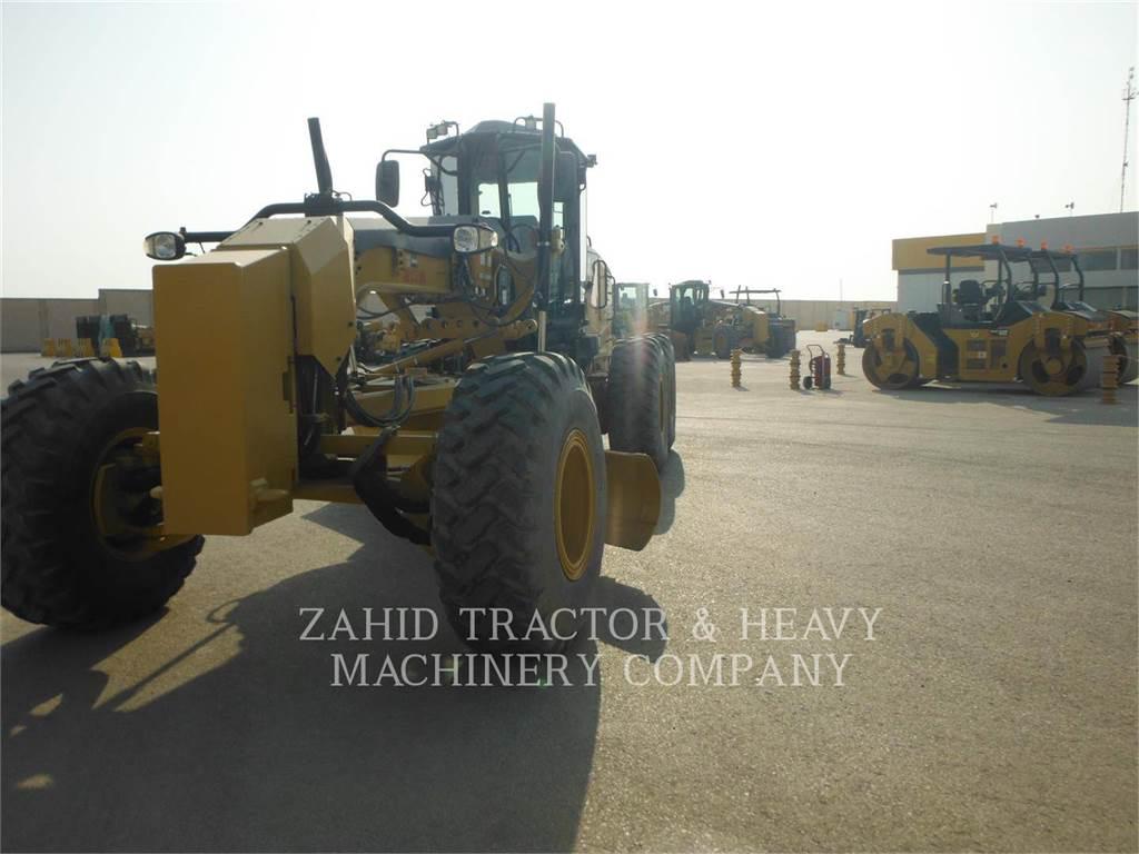 Caterpillar 14LAWD, motorgrader da miniera, Attrezzature Da Costruzione