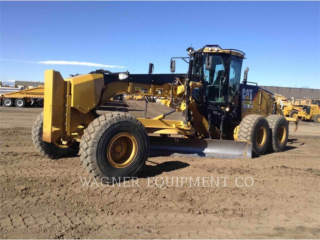 Caterpillar 14M, motoniveladoras para minería, Construcción