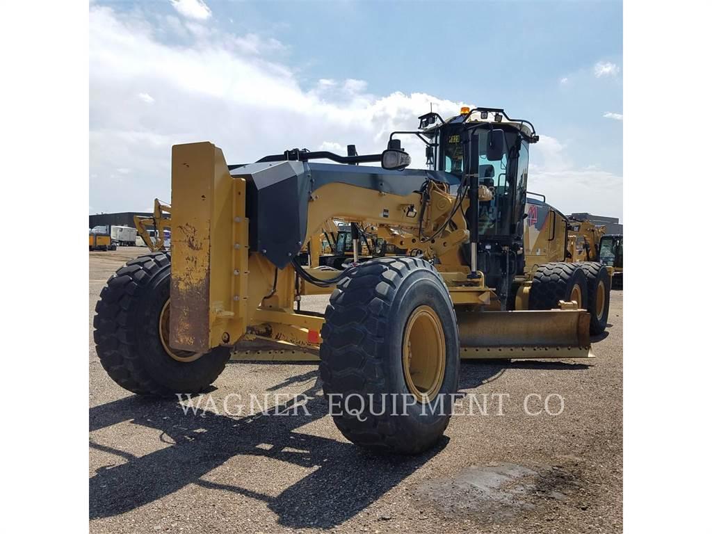 Caterpillar 14M, niveleuses pour mines, Équipement De Construction