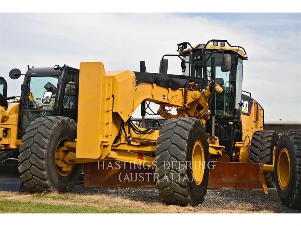 Caterpillar 14M, kopalniana równiarka samojezdna, Sprzęt budowlany