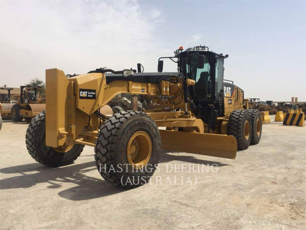 Caterpillar 14M, bergbau-motorgrader, Bau-Und Bergbauausrüstung