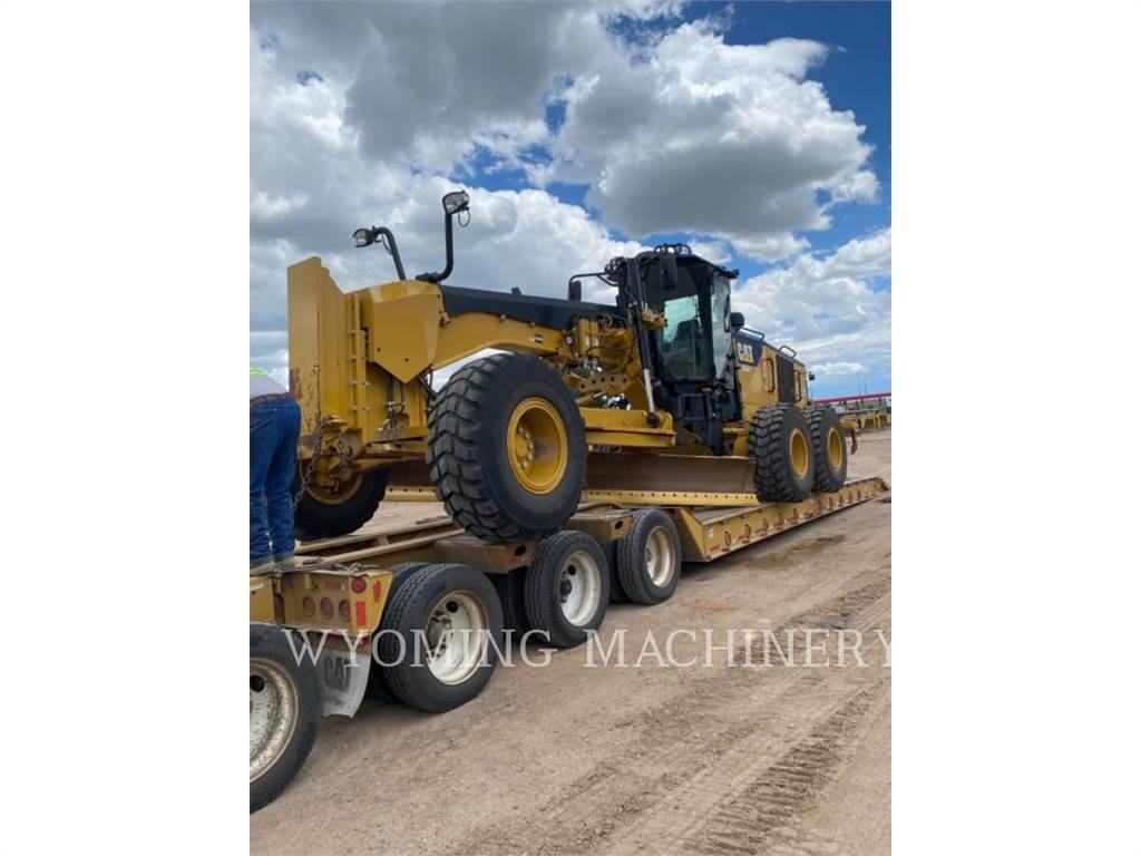 Caterpillar 14M3, motor graders, Construction