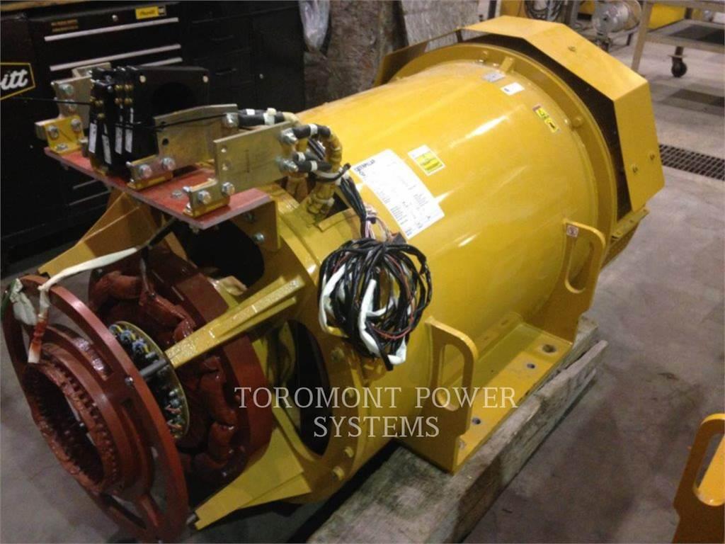 Caterpillar 1500KW, 480 VOLTS, 60HZ, SR5、ウィンチ、建設