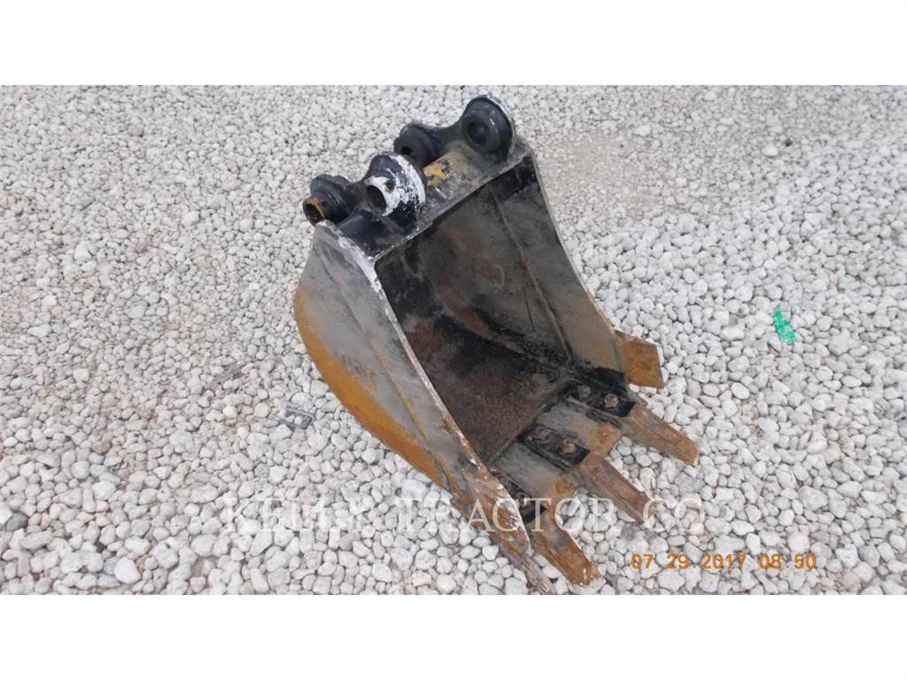 Caterpillar 16 BUCKET FOR 302MINI EXCAVATOR, ul – cupă, Constructii
