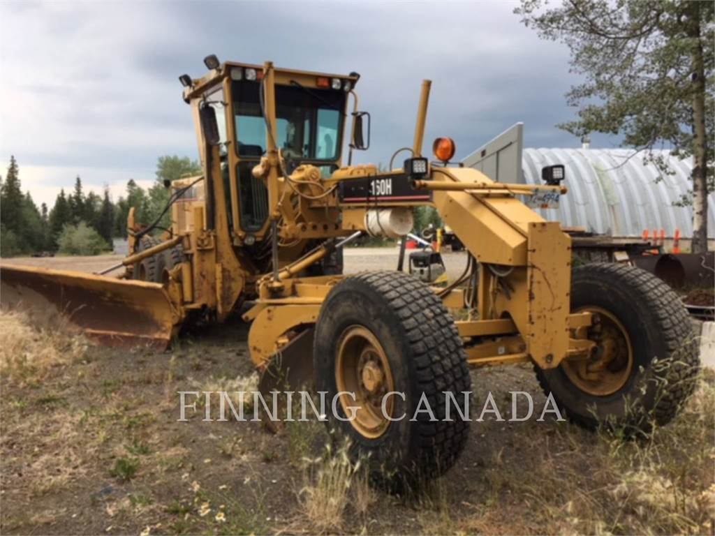 Caterpillar 160HNA, motor graders, Construction