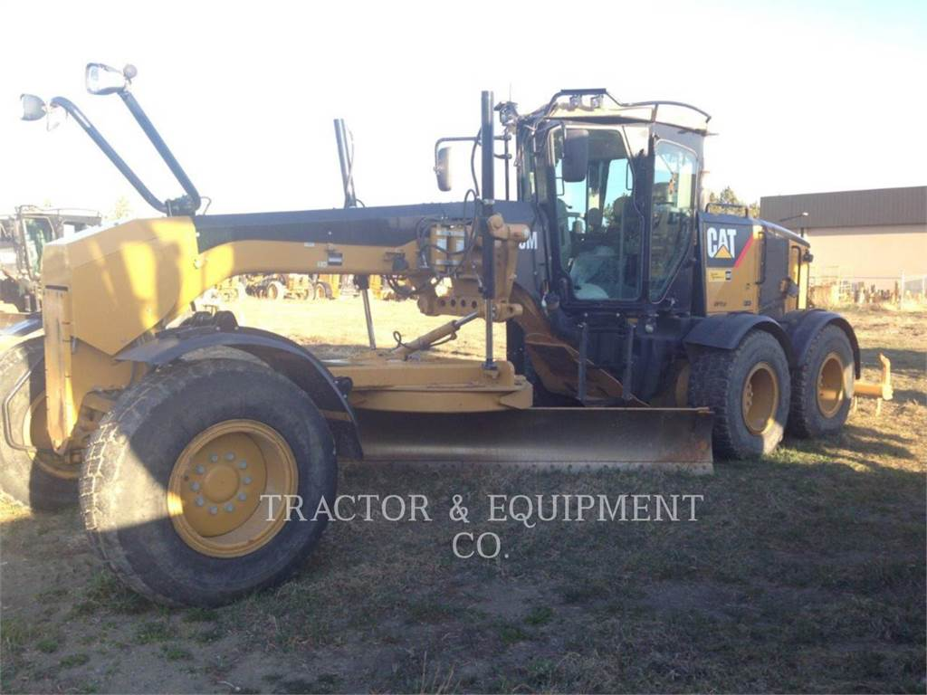 Caterpillar 160M, bergbau-motorgrader, Bau-Und Bergbauausrüstung