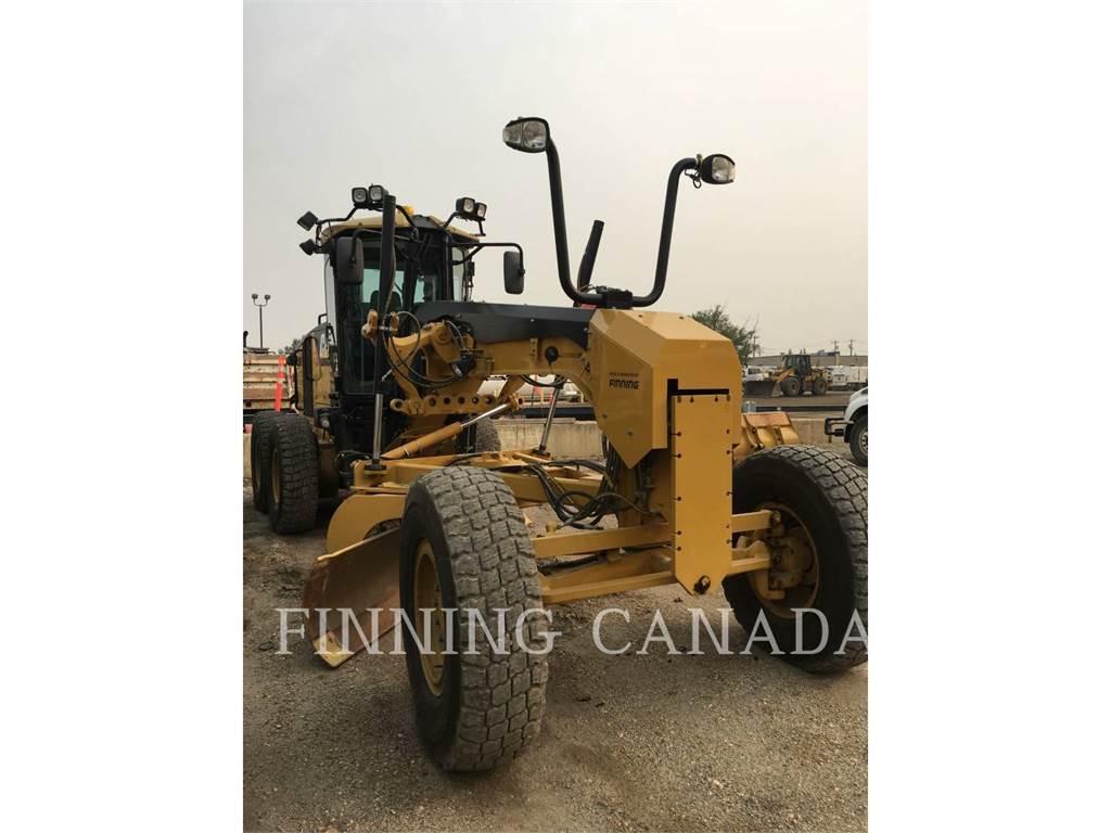 Caterpillar 160M, niveleuses pour mines, Équipement De Construction