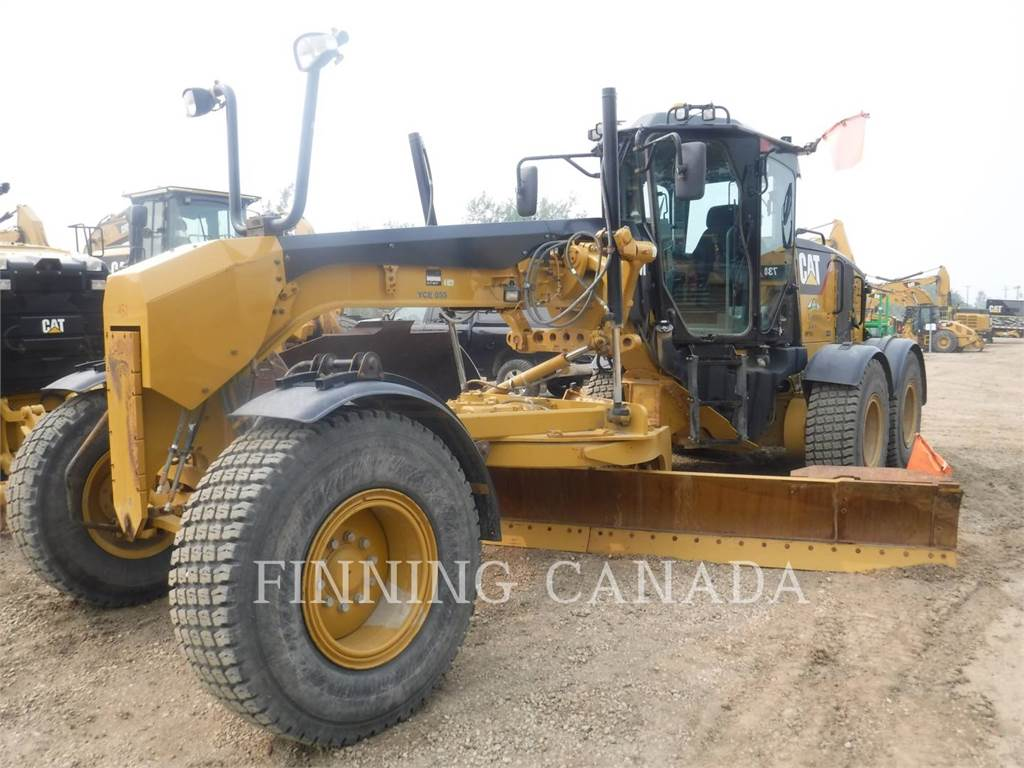 Caterpillar 160M、鉱業用モータ・グレーダ、建設