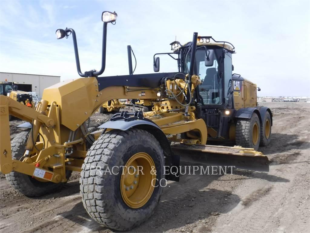 Caterpillar 160M2, motorgrader da miniera, Attrezzature Da Costruzione