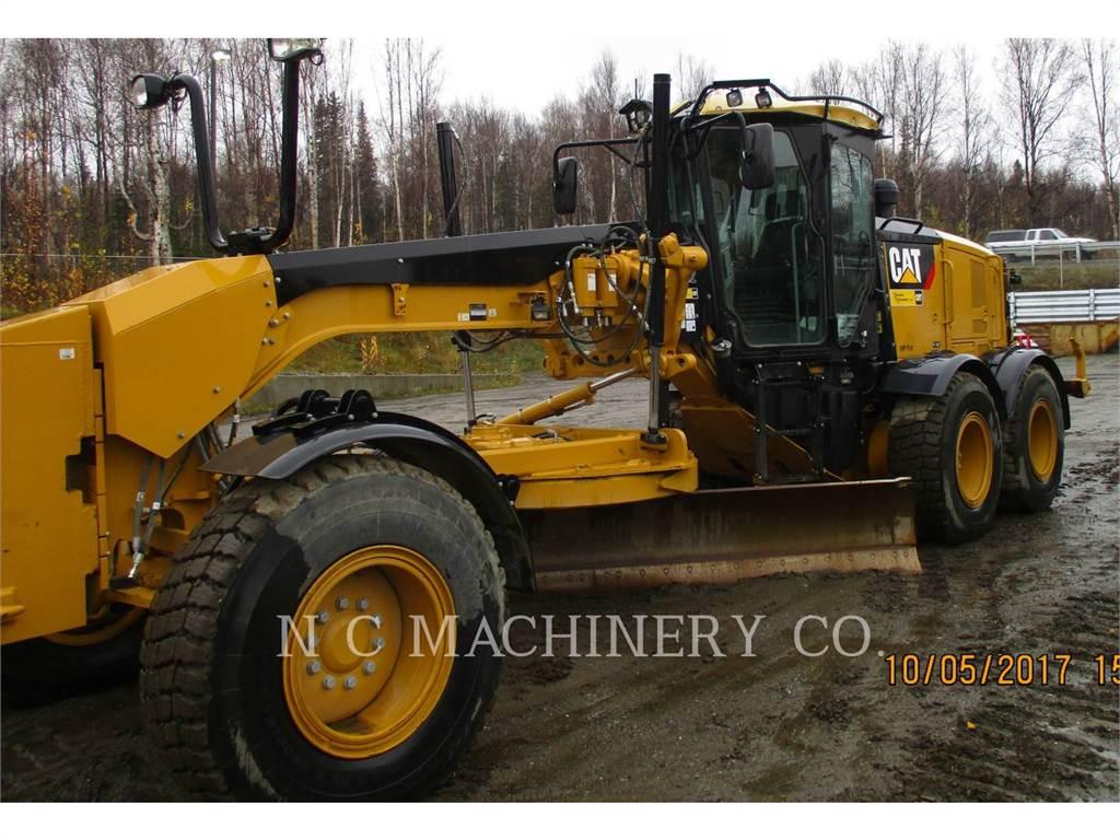 Caterpillar 160M2, niveleuses pour mines, Équipement De Construction