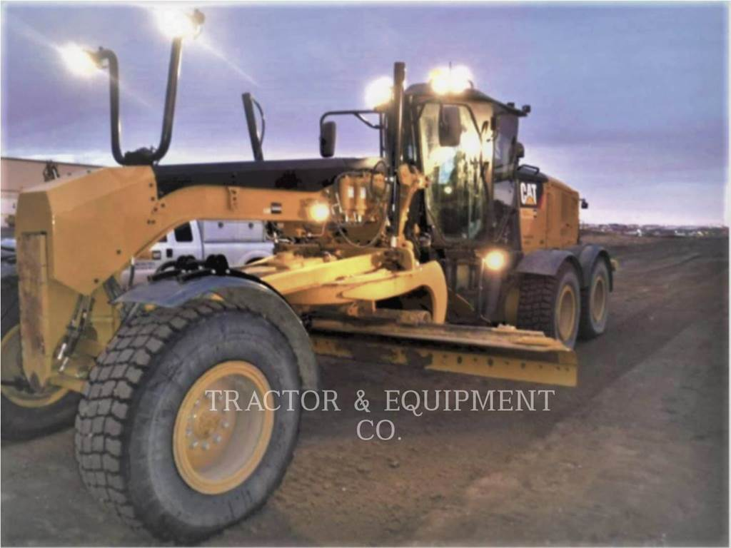 Caterpillar 160M2, motoniveladoras para minería, Construcción