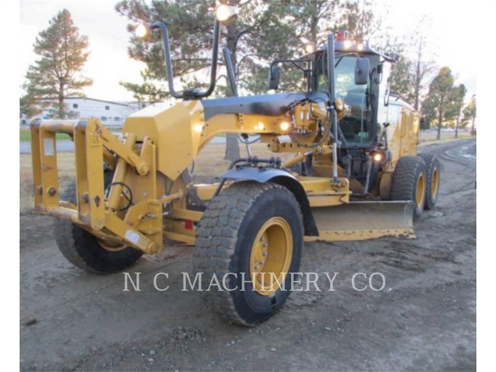 Caterpillar 160M2, autogreder minier, Constructii