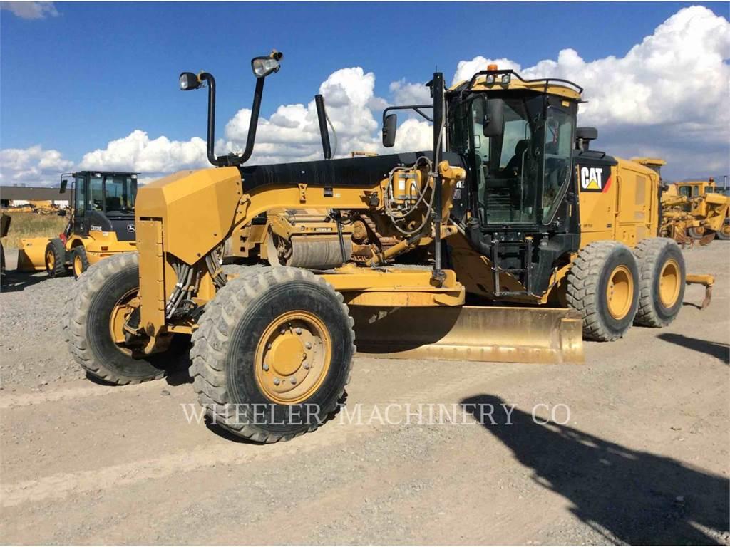 Caterpillar 160M2 AWD, motoniveladoras para minería, Construcción
