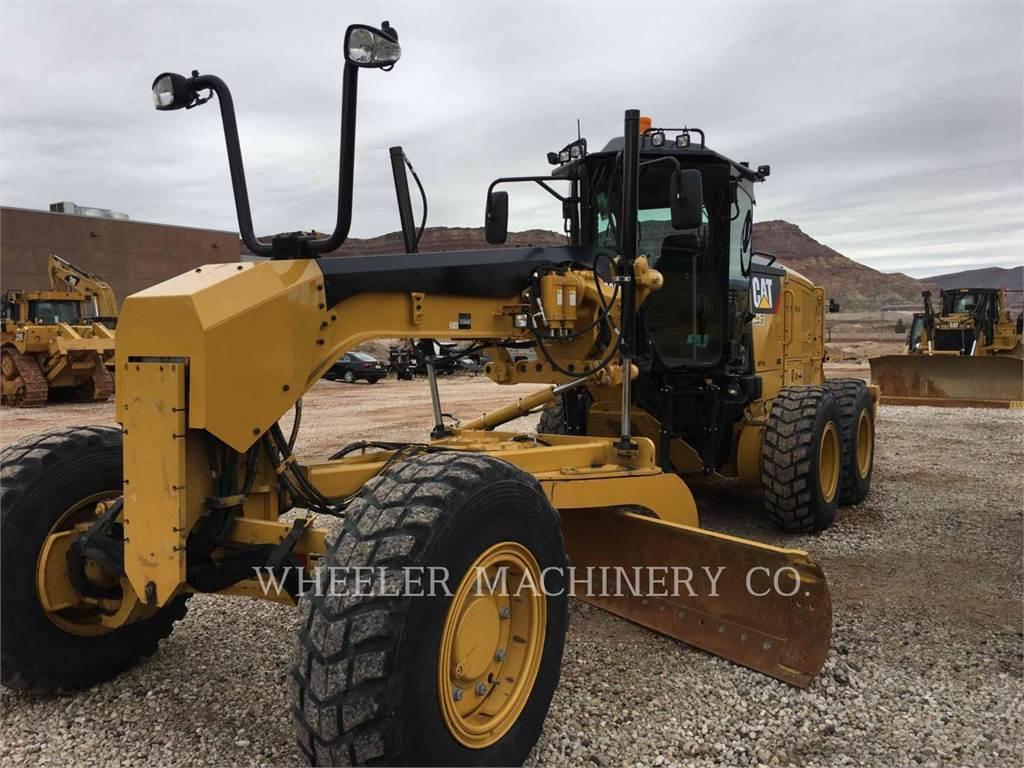 Caterpillar 160M2 AWD, motor graders, Construction