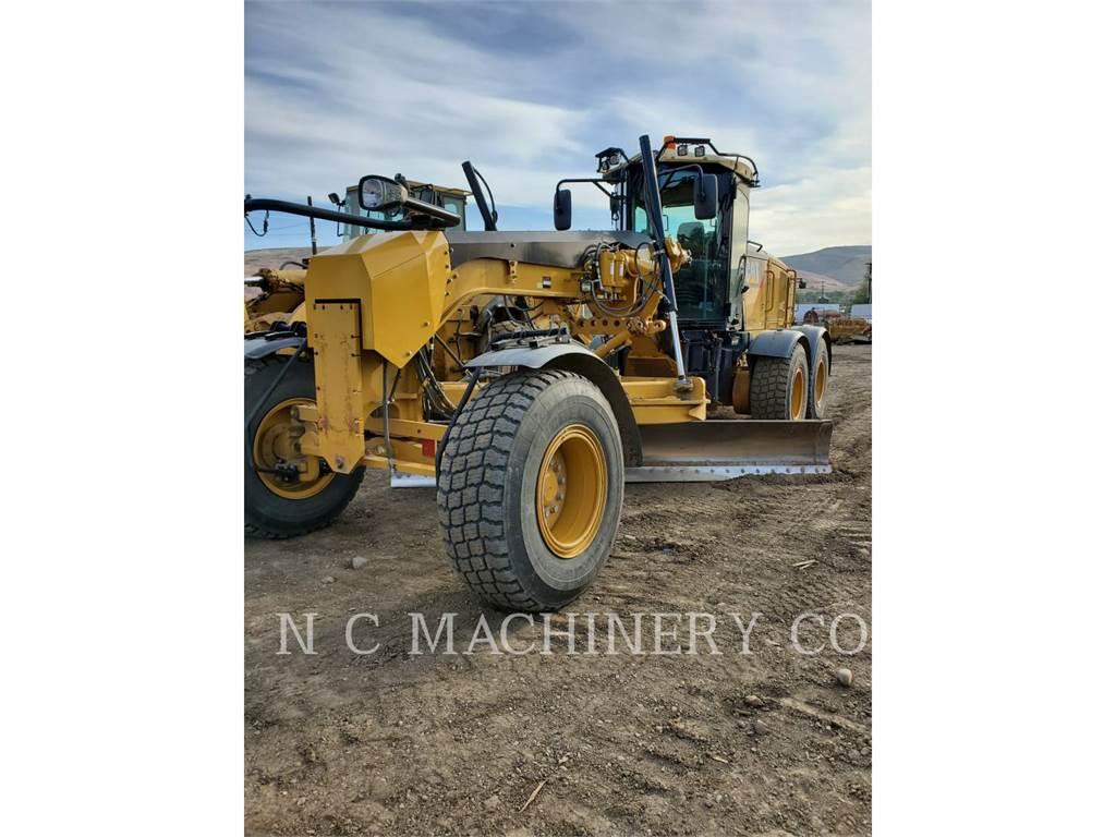Caterpillar 160M2, motorgrader mijnbouw, Bouw