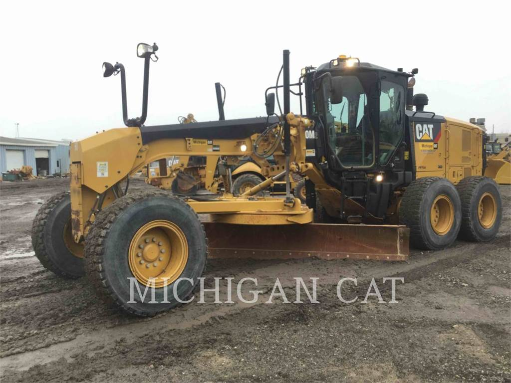 Caterpillar 160M2 T4, motor graders, Construction