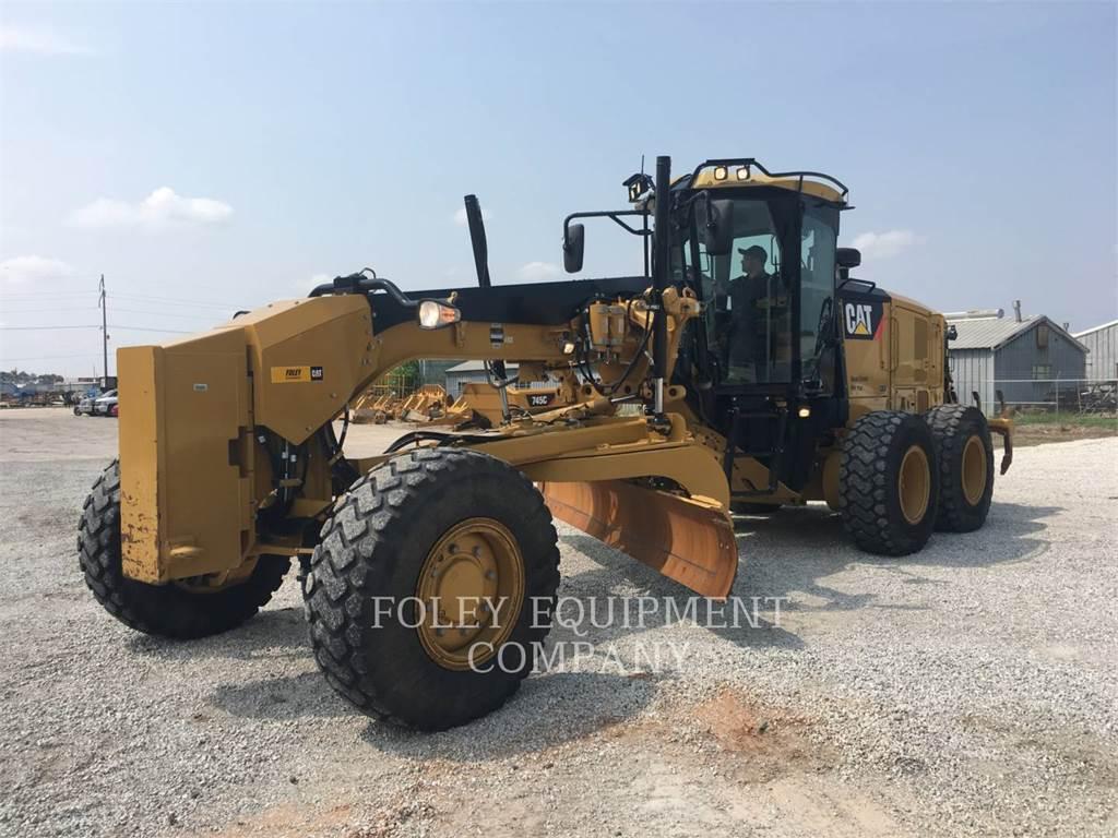 Caterpillar 160M2AWD, motorgrader da miniera, Attrezzature Da Costruzione