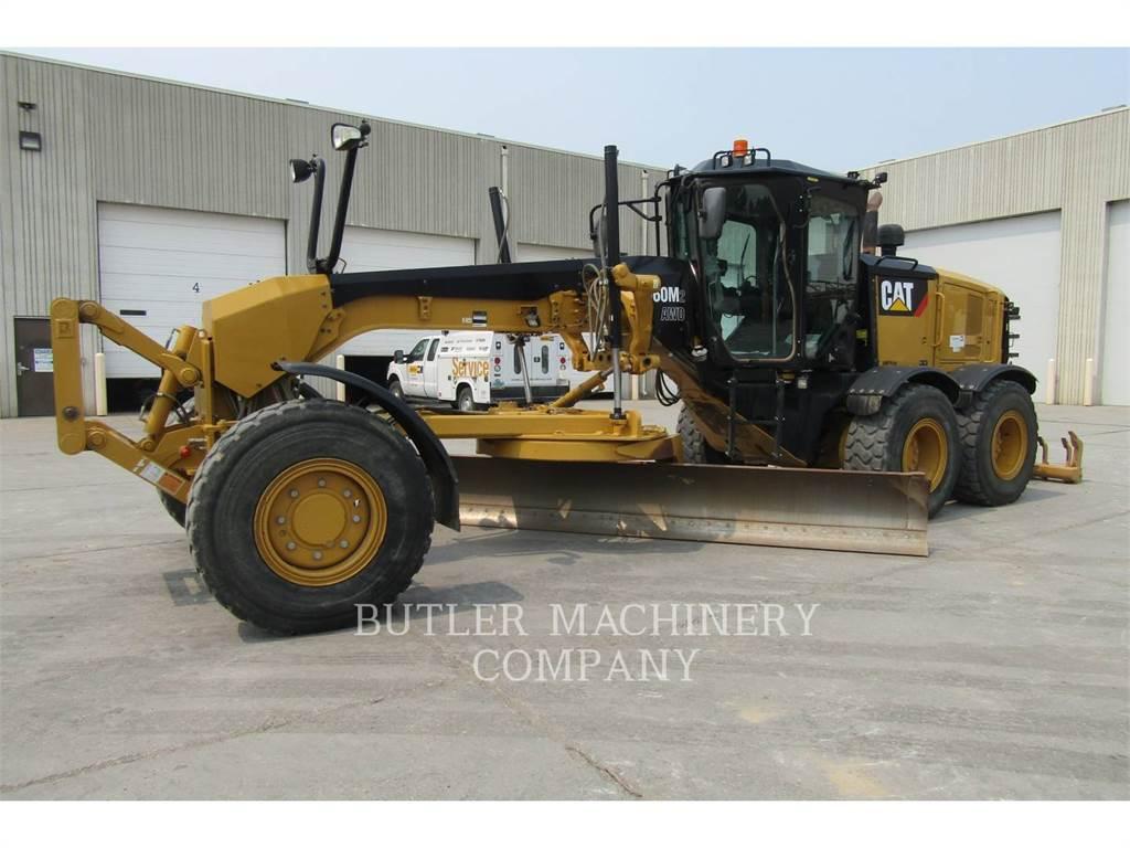 Caterpillar 160M2AWD, motor graders, Construction