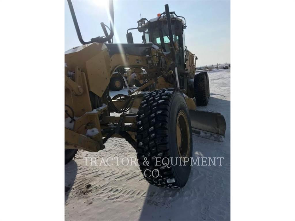 Caterpillar 160M2AWD, motoniveladoras para minería, Construcción