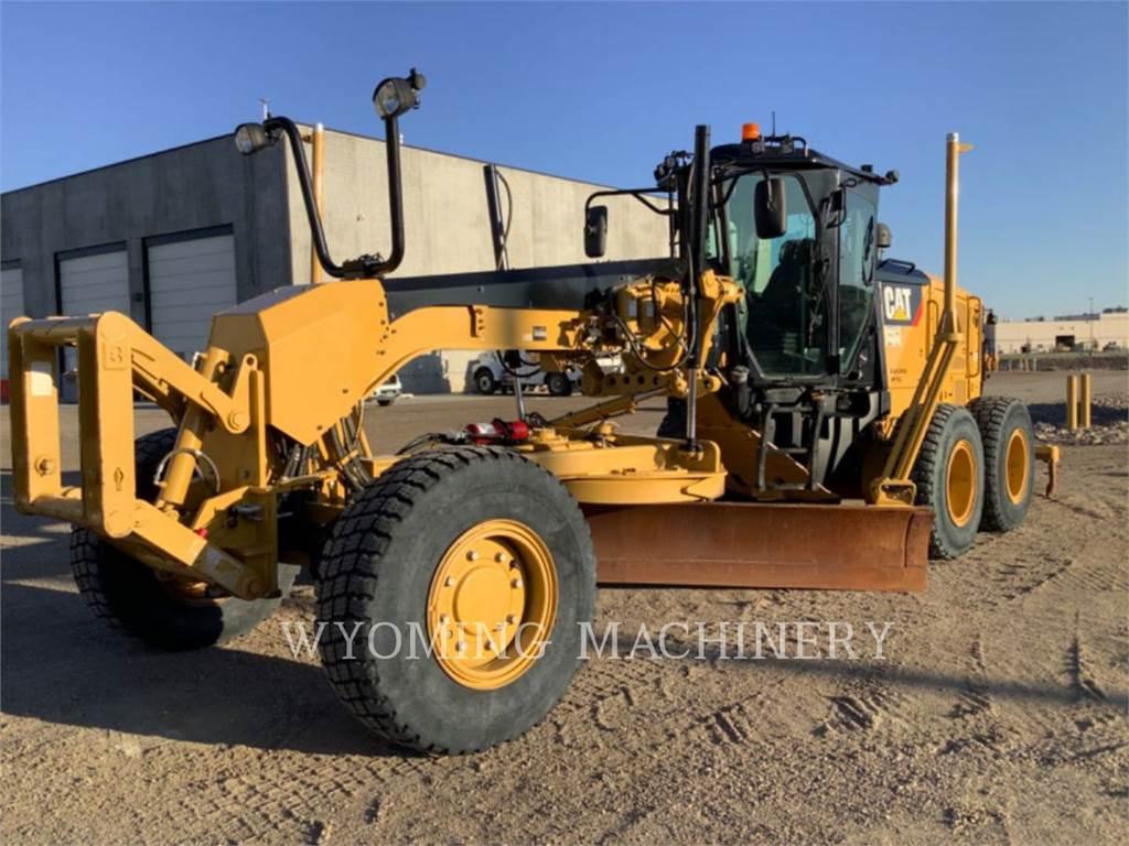 Caterpillar 160M2AWDCG, motor graders, Construction