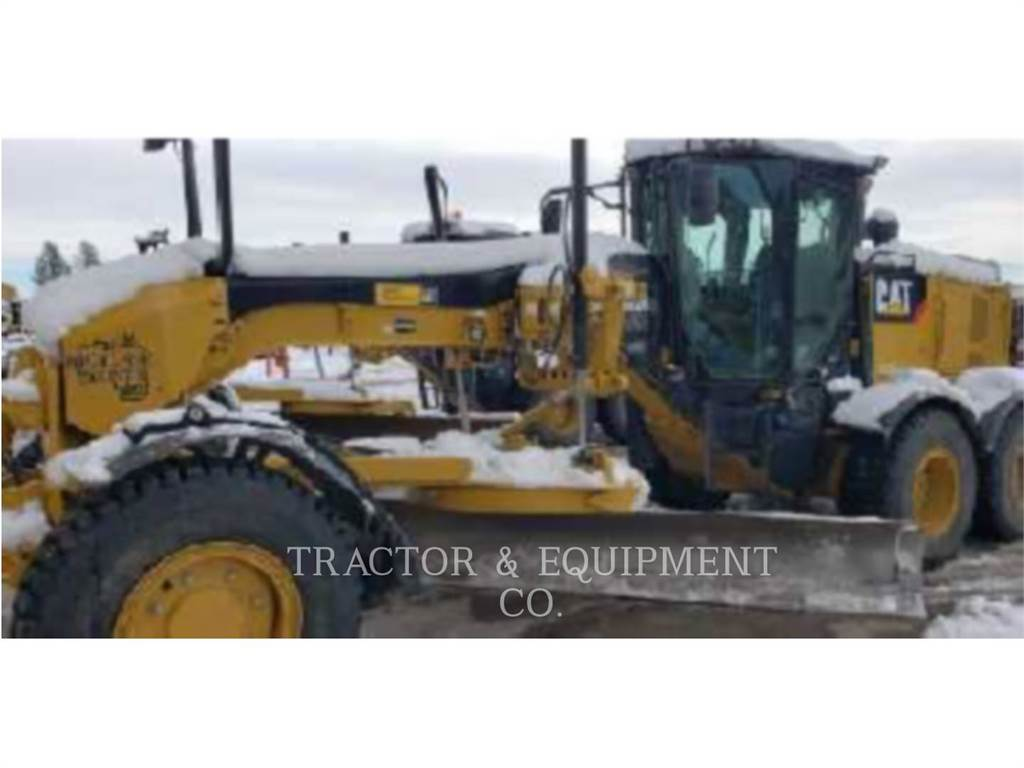 Caterpillar 160M3 AWD, motoniveladoras para minería, Construcción