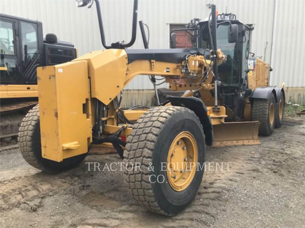 Caterpillar 160M3 AWD, motor graders, Construction