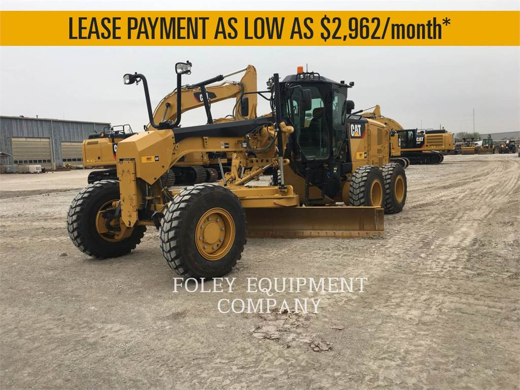 Caterpillar 160M3AWD, niveleuses pour mines, Équipement De Construction