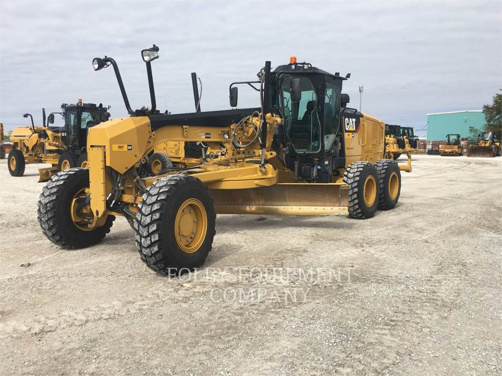 Caterpillar 160M3AWX, motor graders, Construction