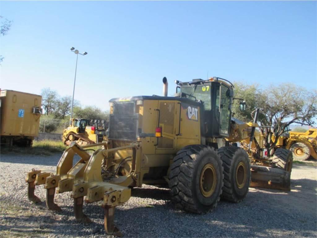 Caterpillar 16M, niveleuses pour mines, Équipement De Construction