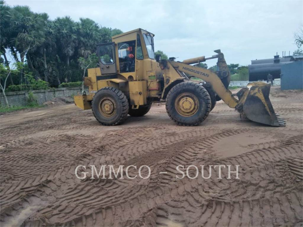 Caterpillar 2021Z, Wheel Loaders, Construction