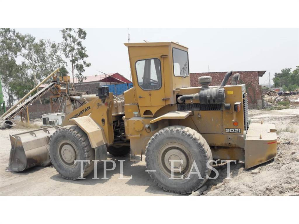 Caterpillar 2021Z, Wheel Loaders, Construction