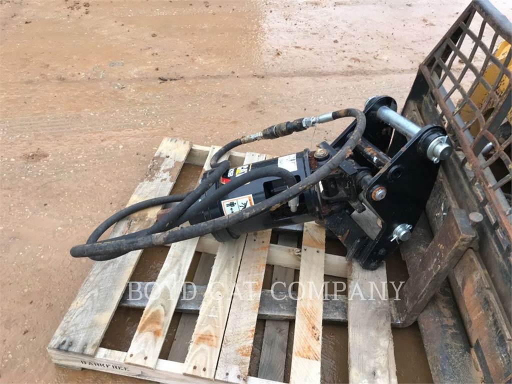 Caterpillar 226/299, auger, Construction