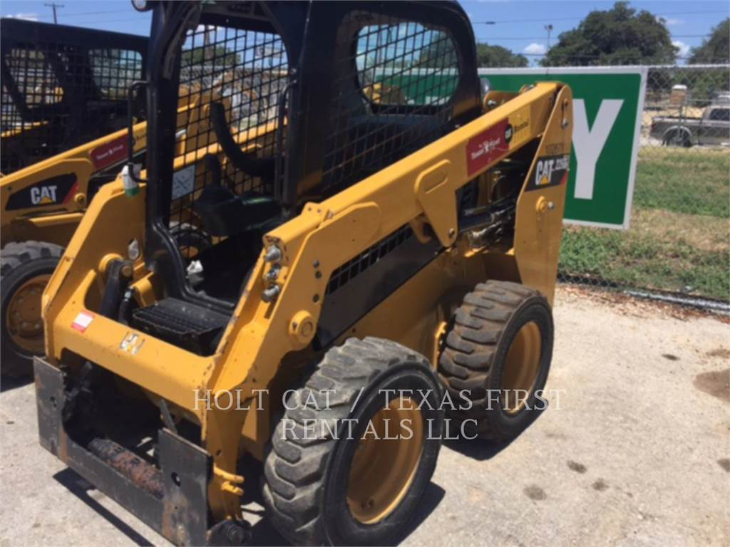 Caterpillar 226 D, Kompaktlader, Bau-Und Bergbauausrüstung