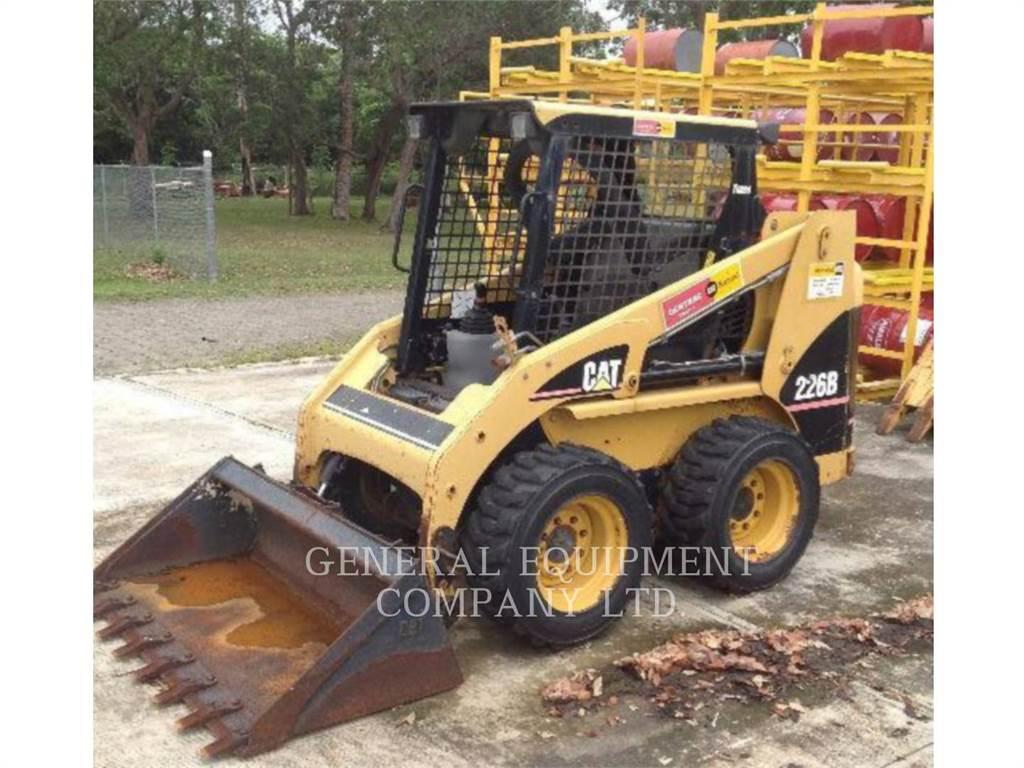 Caterpillar 226B, Kompaktlader, Bau-Und Bergbauausrüstung