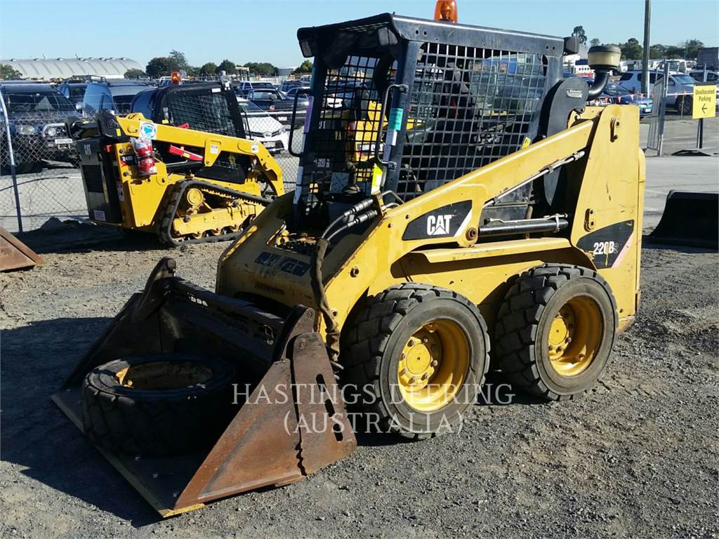 Caterpillar 226B2, Chargeuse compacte, Équipement De Construction
