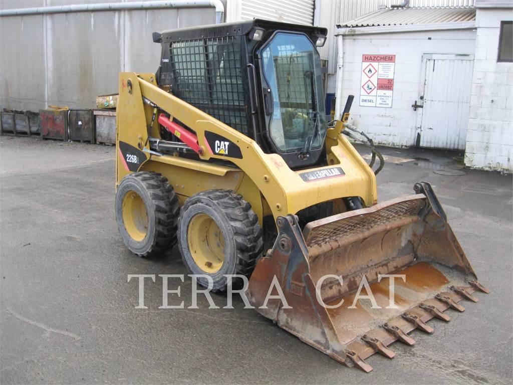 Caterpillar 226B2, Skid Steer Loaders, Construction
