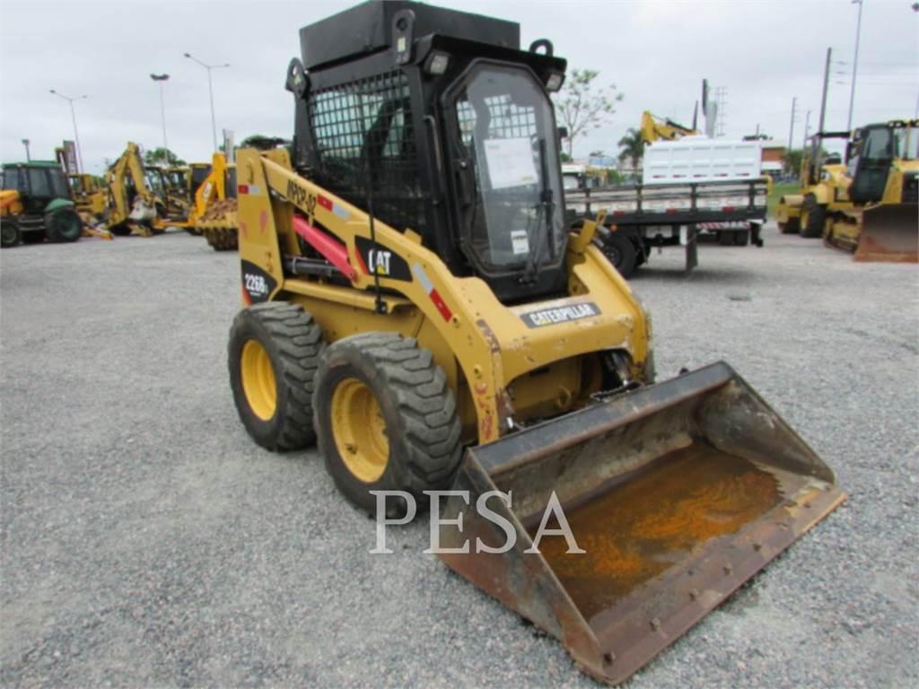 Caterpillar 226B3, Skid Steer Loaders, Construction