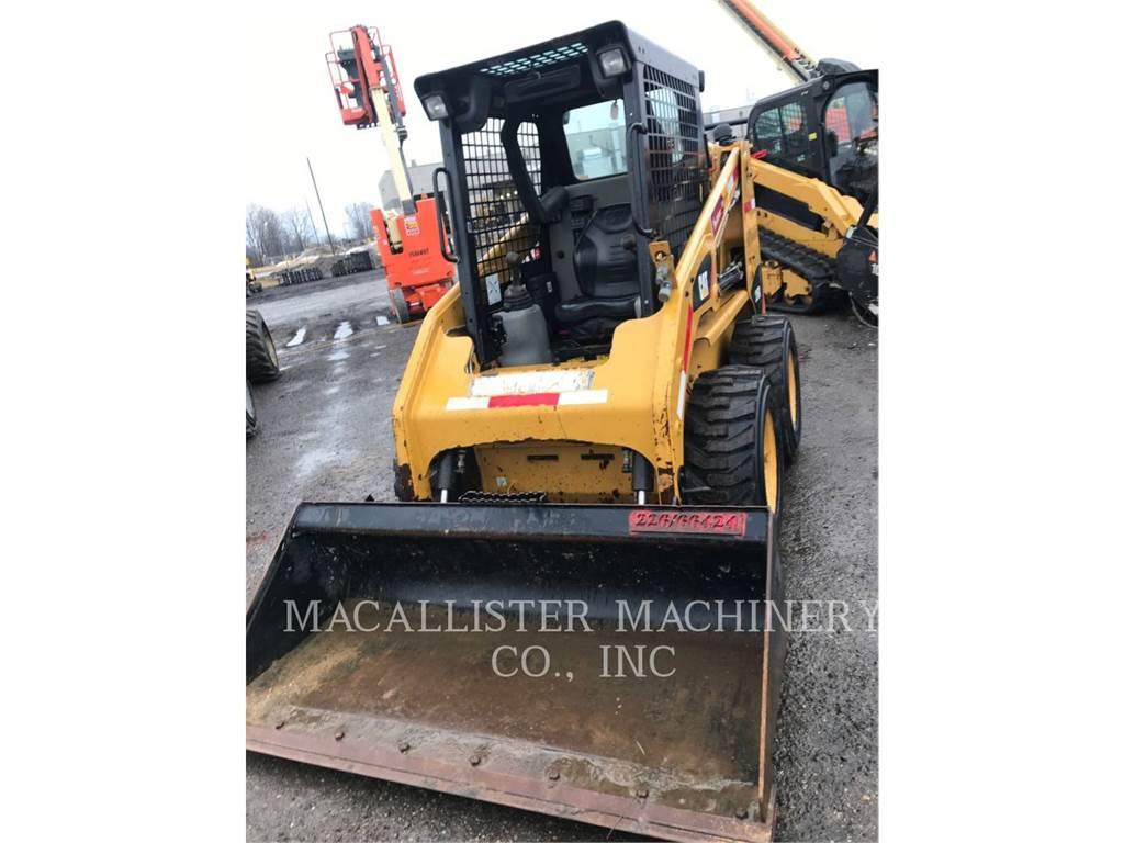 Caterpillar 226B3、スキッドステアローダー、建設