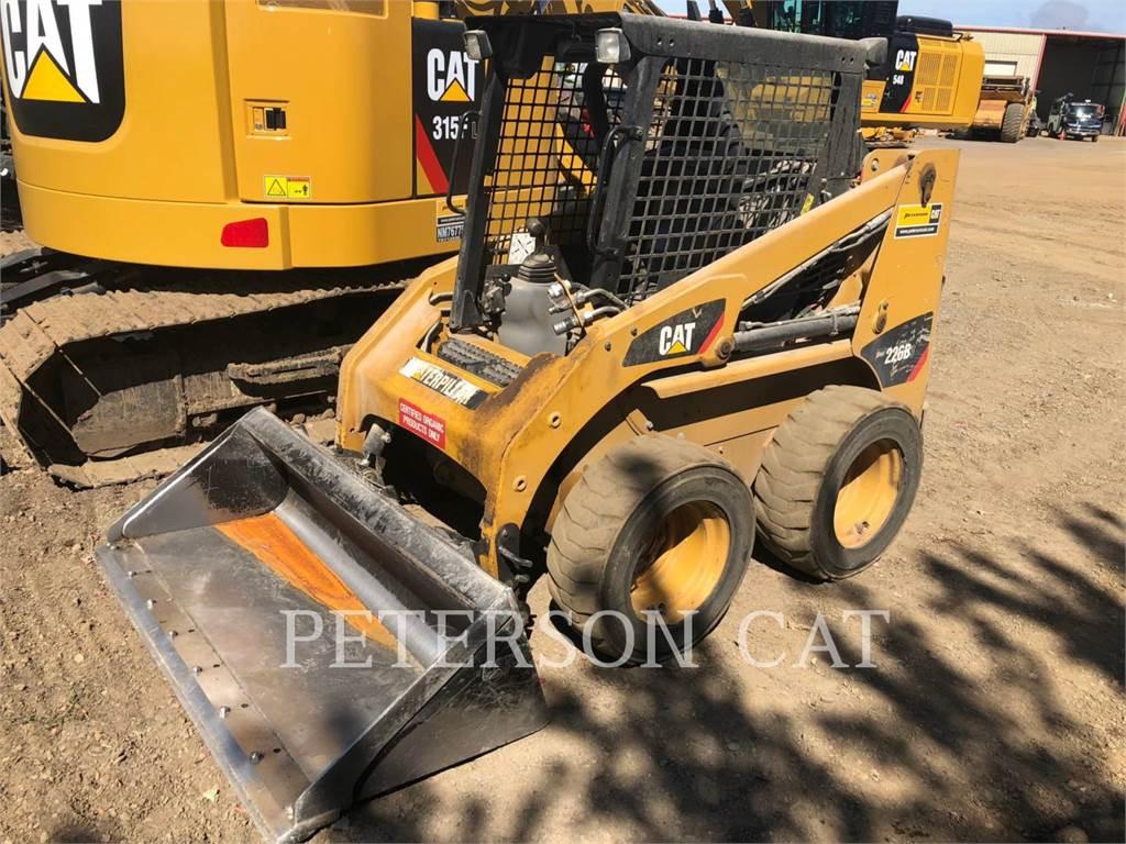 Caterpillar 226B3 HRC, Kompaktlader, Bau-Und Bergbauausrüstung